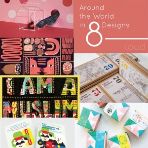 Around world in 8 designs